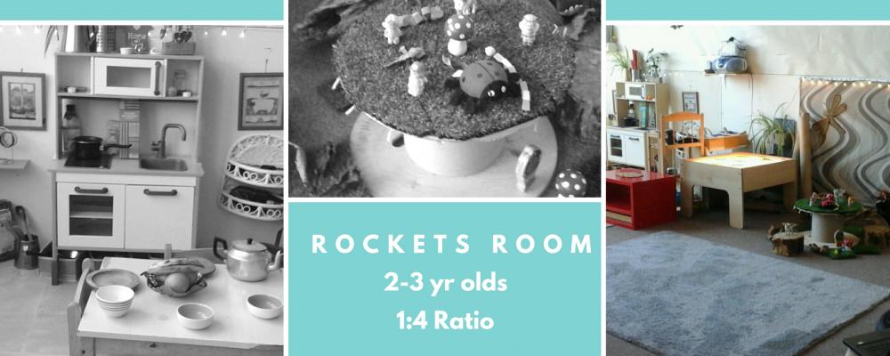Rockets Room